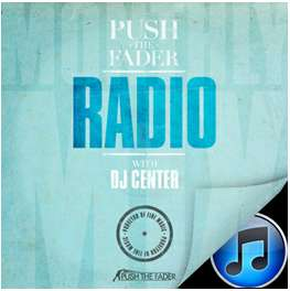 Push the fader podcast